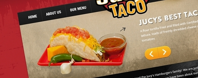 KeyCreative Blog Images for Jucys Taco of East Texas Online Debut