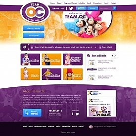 KeyCreative Blog Images for Team OC Fun Launches New Site